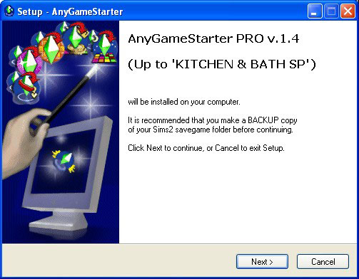 [Apprenti] AnyGame Starter Any01