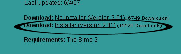 [Apprenti] Sims 2 Collection Creator 03
