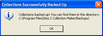 [Apprenti] Sims 2 Collection Creator 32