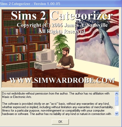 [Apprenti] Sims 2 Categorizer Categorizer1